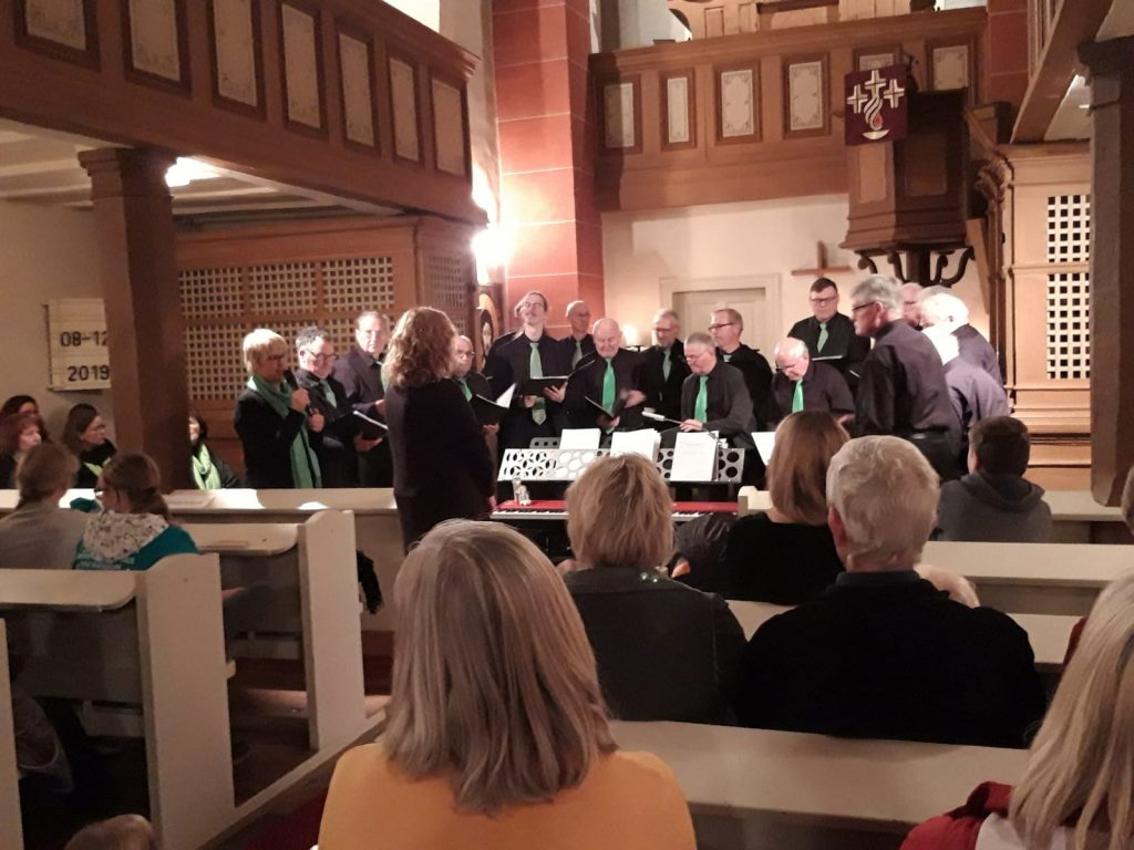 Adventskonzert Trais-Horloff 2019